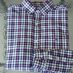 Vineyard Vines Classic Fit Tucker Shirt